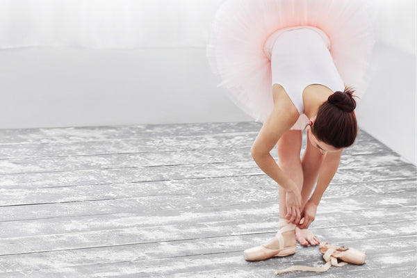 4 Signs You Need a New Pair of Pointe Shoes