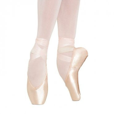 Bloch S0180LS - Heritage Strong Pointe Shoe