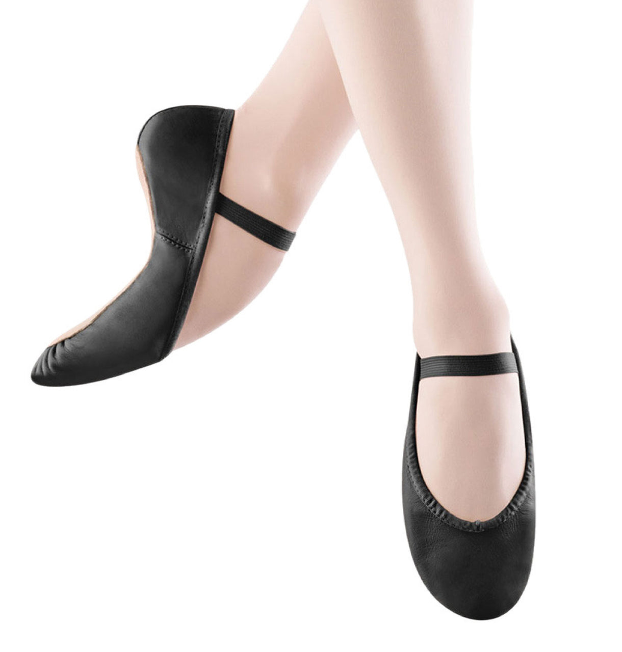 Bloch S0205L - Dansoft Ballet Shoe Black Ladies