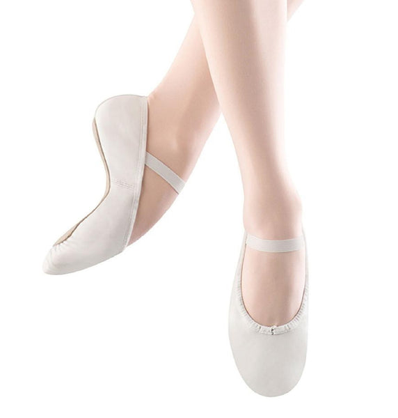 Bloch S0205L - Dansoft Ballet Shoe White Ladies