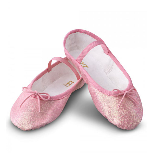 Bloch S0292G - Glitter Dust Ballet Shoe Child