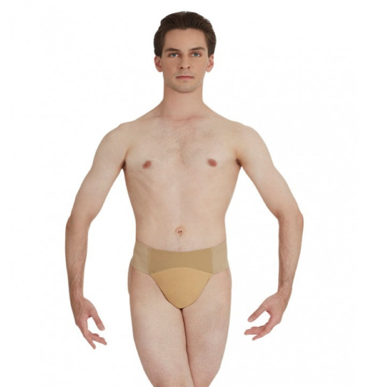 Capezio N5930 - Quilted Dance Belt Men