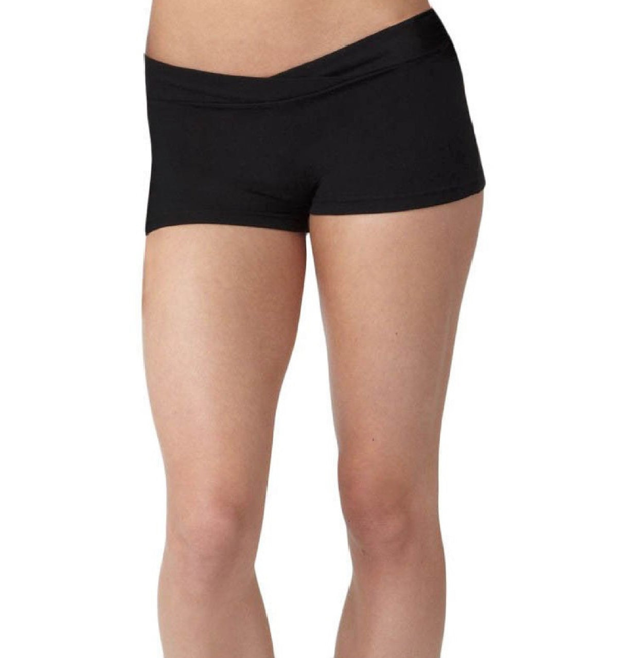 Capezio CC600C - Boy Short Cotton Child