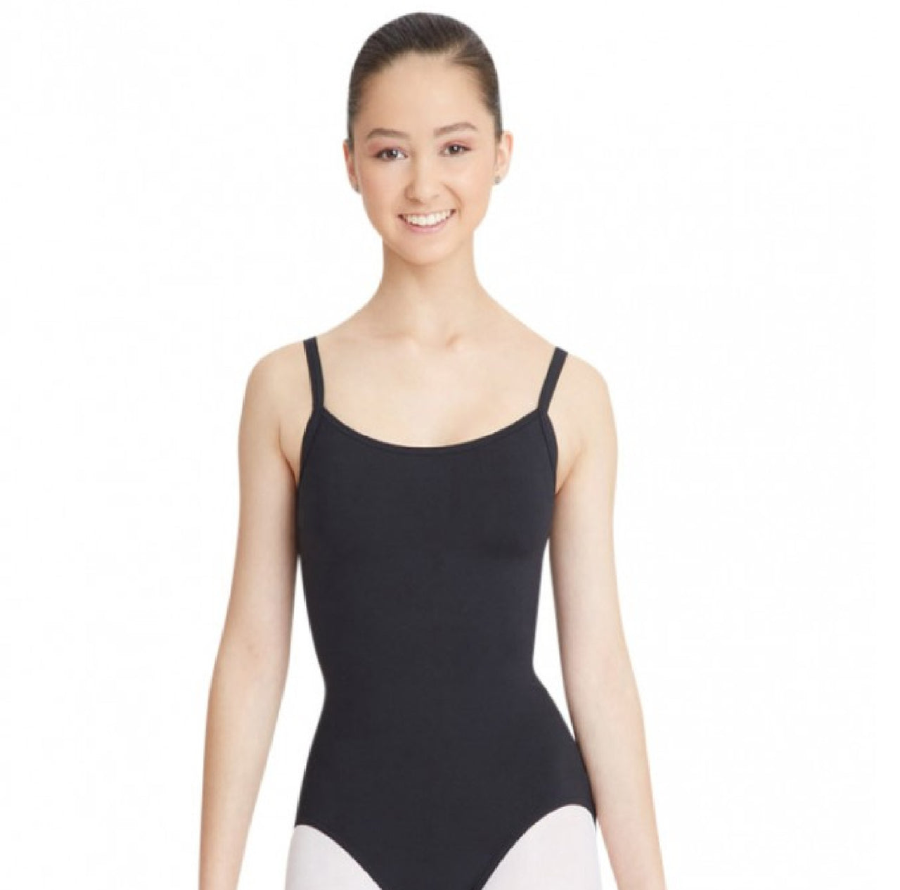 Capezio MC110 - BraTek® Leotard Meryl® Ladies