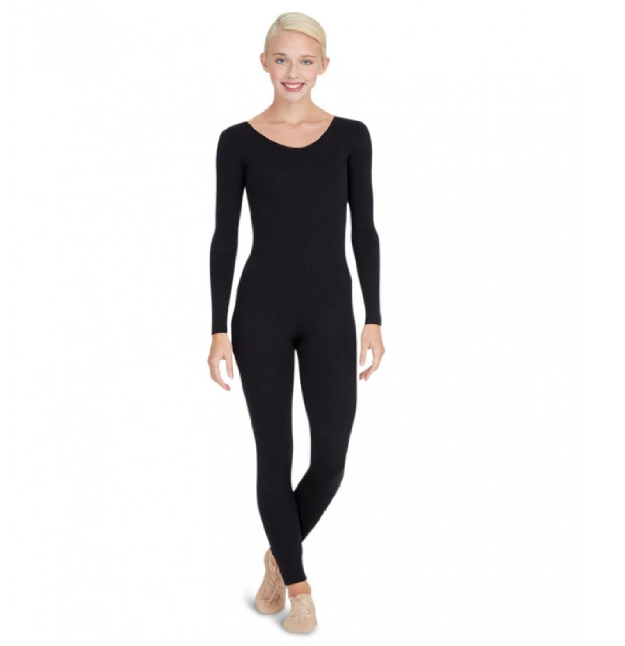 Capezio TB114 - Long Sleeve Unitard Adult