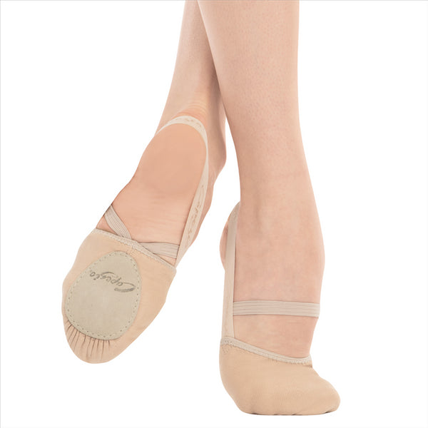 Capezio H062 - Pirouette II Leather Adult
