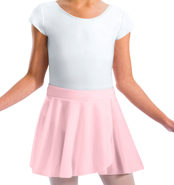 Motionwear 1011 - Pull-On Wrap Skirt Child