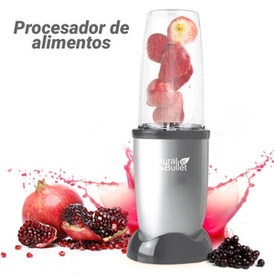 NATURAL BULLET X9 - PROCESADOR DE ALIMENTOS FAMILIAR