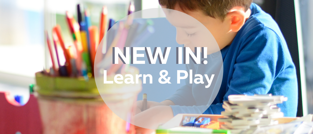 New In! - Learn & Play