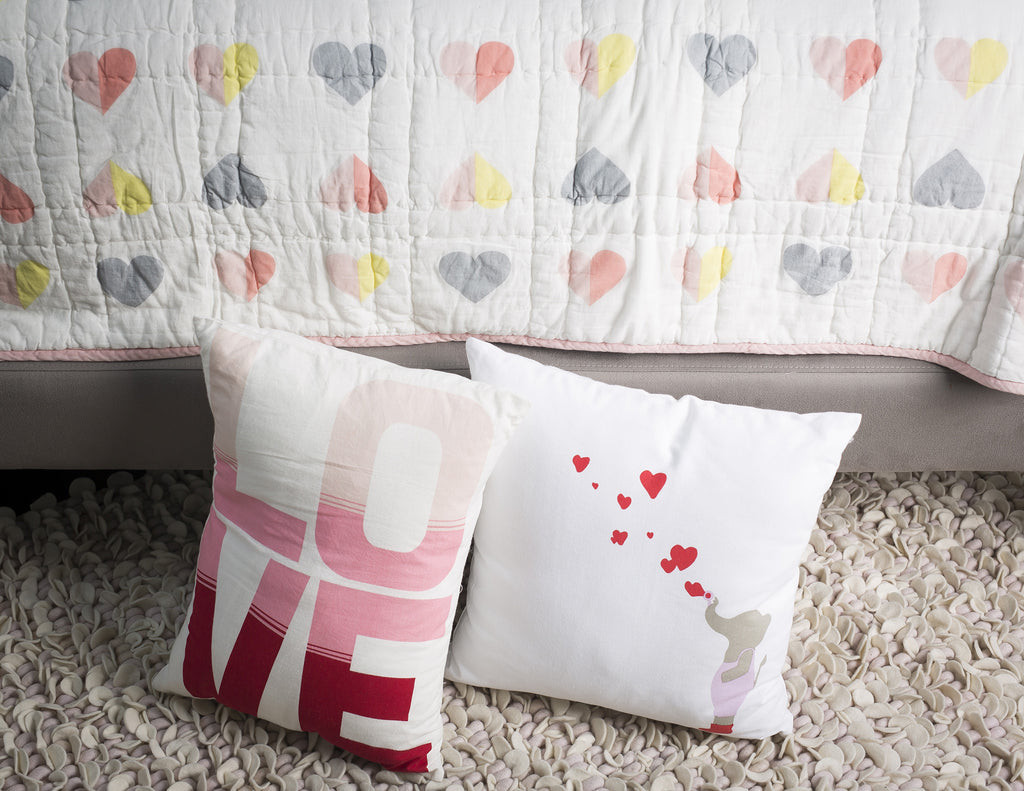 Lil' Pyar Love Ombre' Pillow