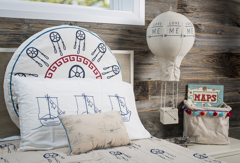 Lil' Pyar Dream Catcher Floor Cushion