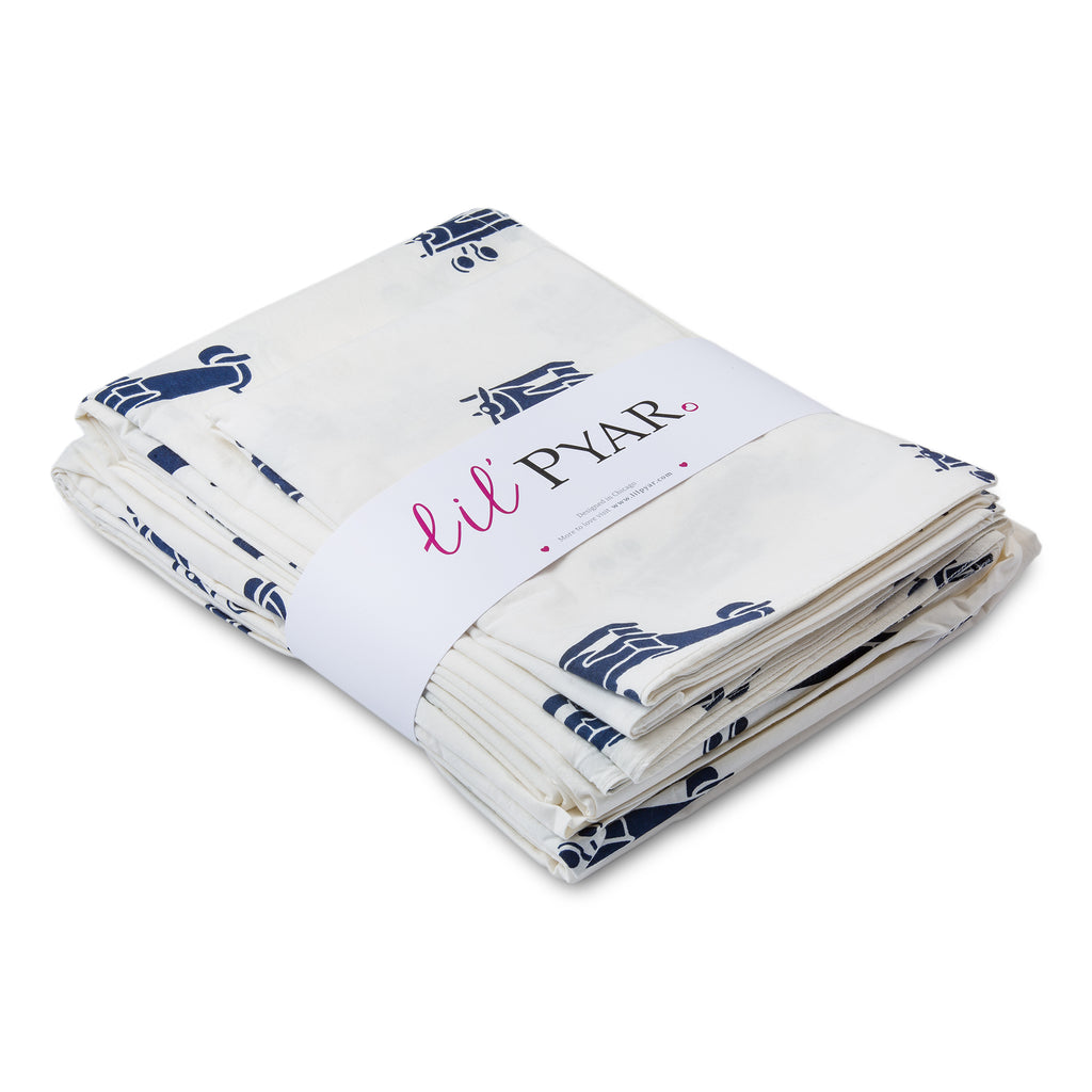 Airplanes Twin Sheet Set