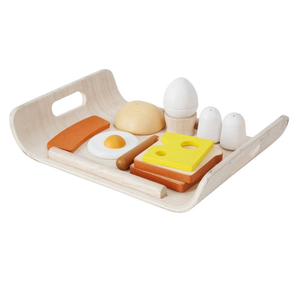 Breakfast Menu by PLANToys