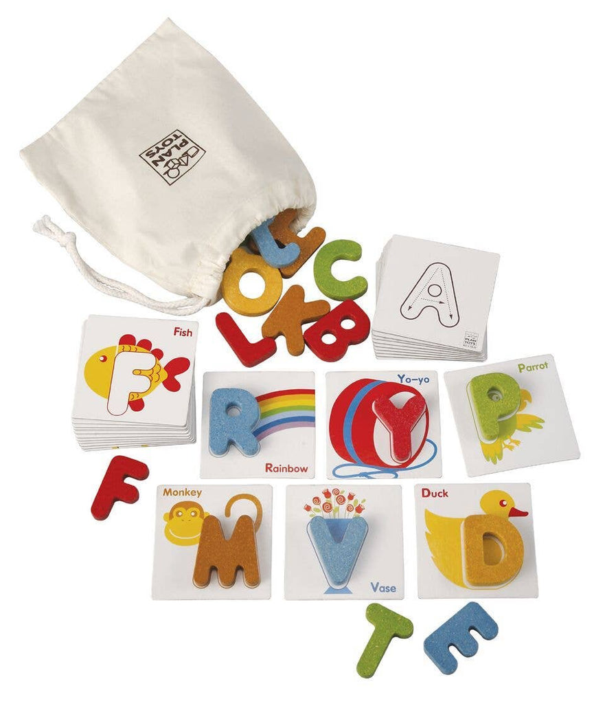 Alphabet A-Z by PLANToys