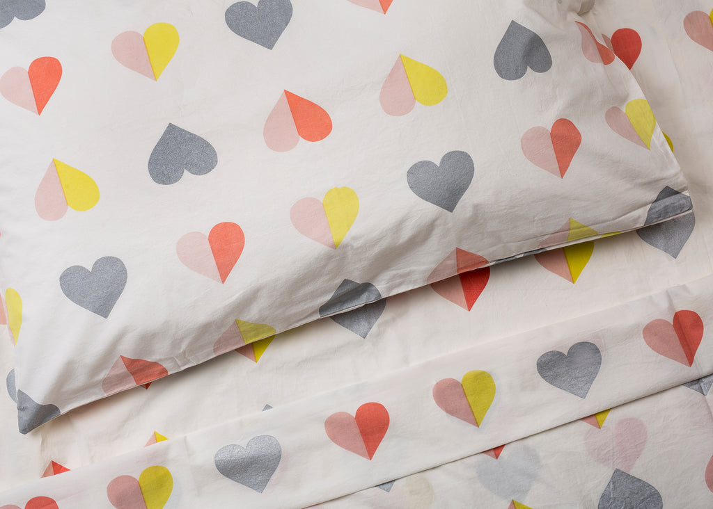 Lil' Pyar Hearts | Bed Set | Twin