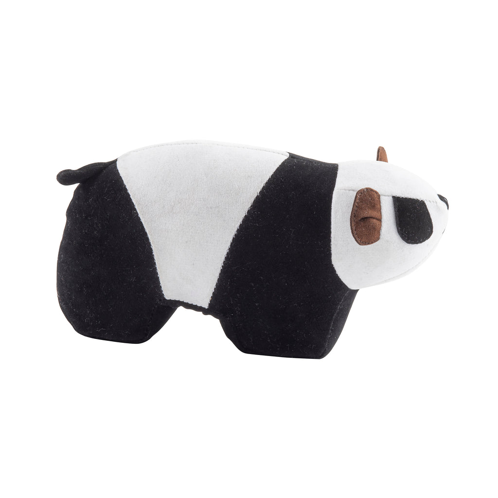 Panda Weighted Bookend or Desk Accessory