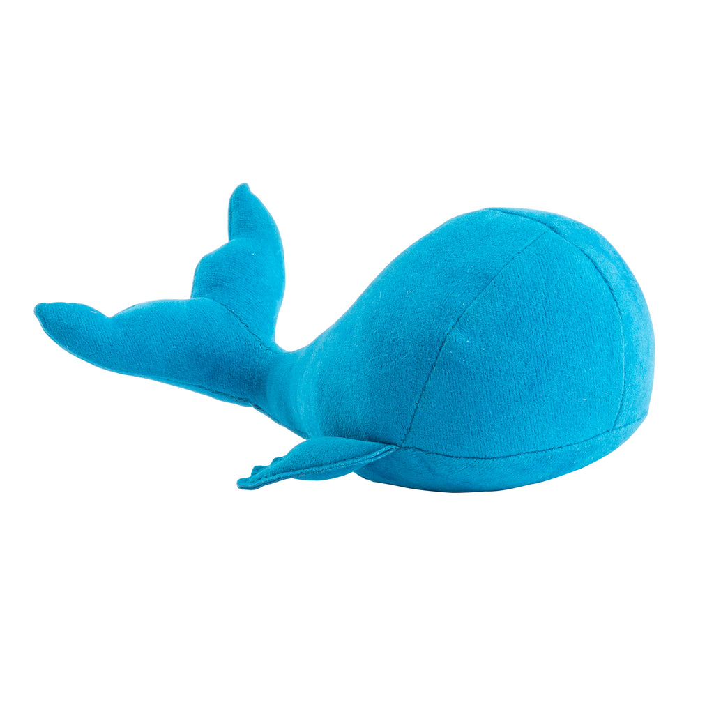 Blue Whale Weighted Bookend or Desk Accessory