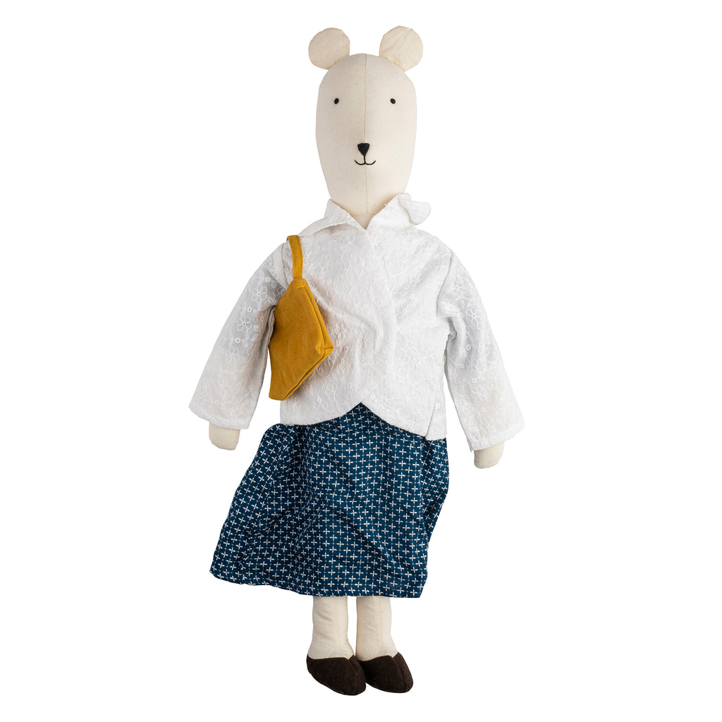 Miss B., Teacher Bear