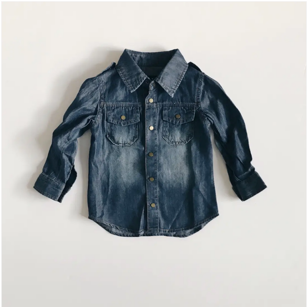 Tencel Denim Shirt