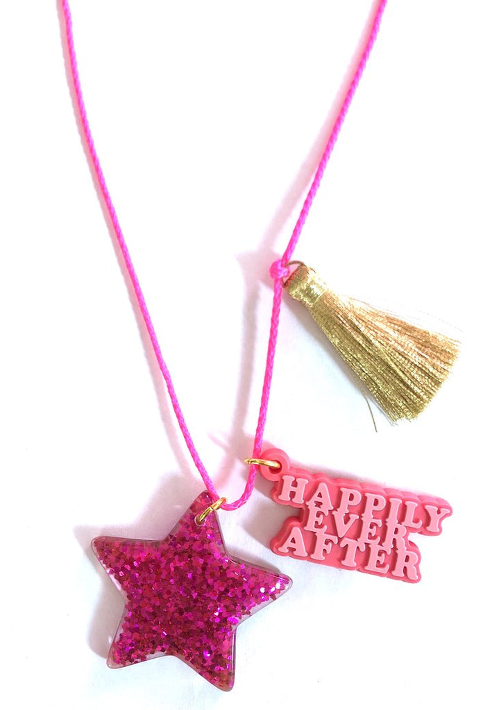 Happily Ever After Necklace by Gunner & Lux