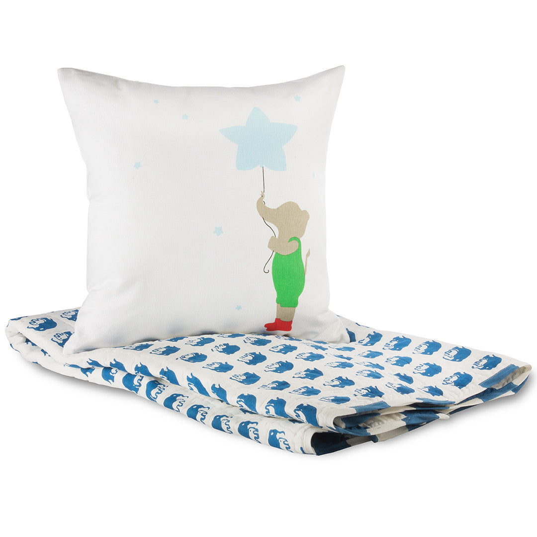 Haati Pillow, Elephant & Star