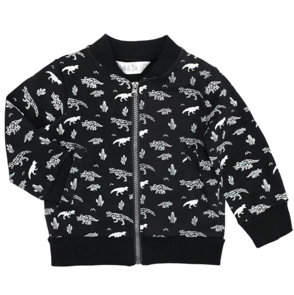 Dino | Kids Bomber Jacket