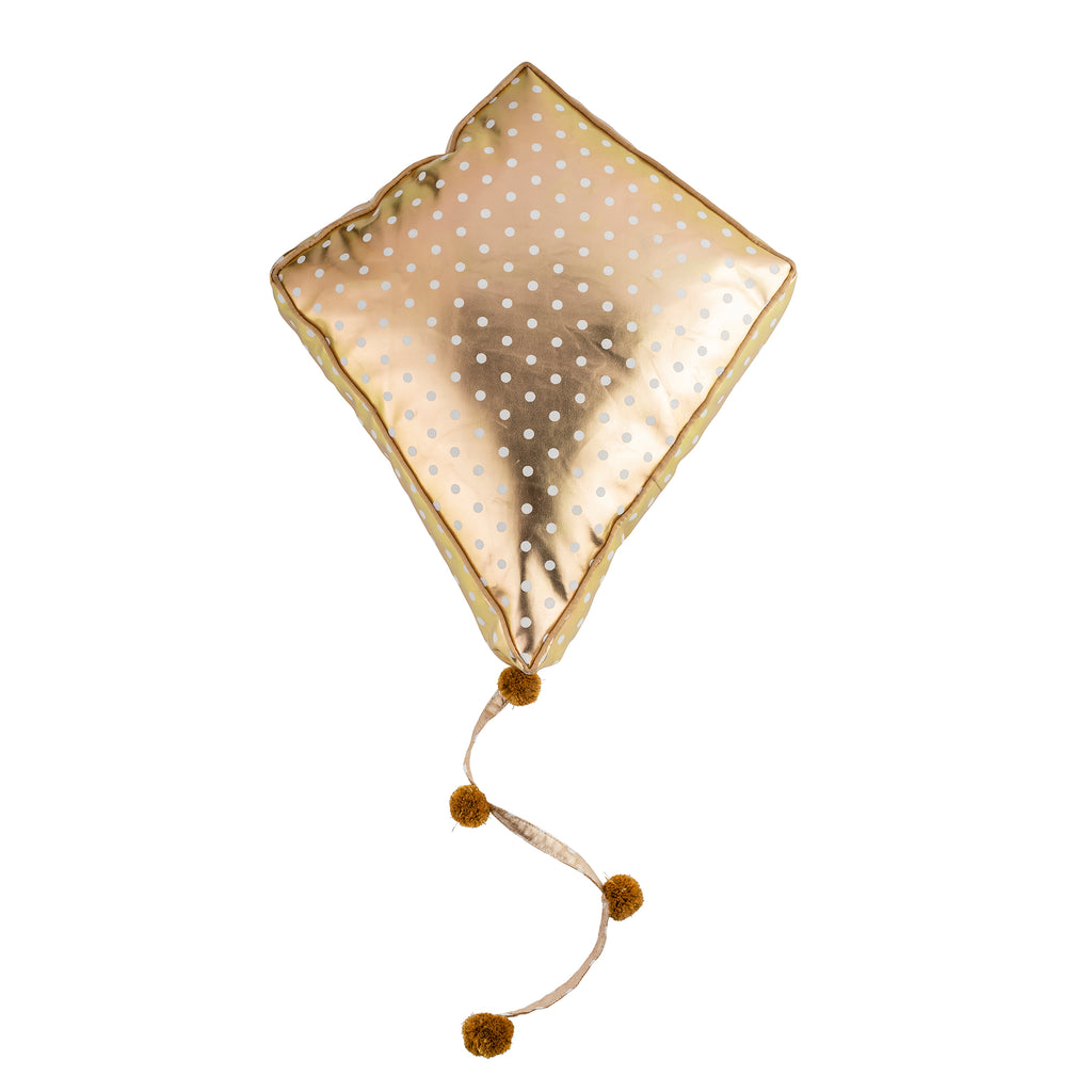 Gold Kite Mobile and Wall Decor