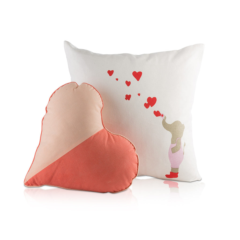 Lil' Pyar Heart Pillow