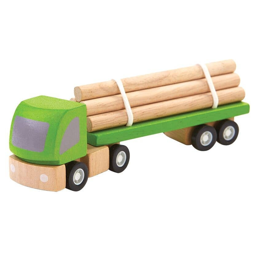 Logging Truck by PLANToys