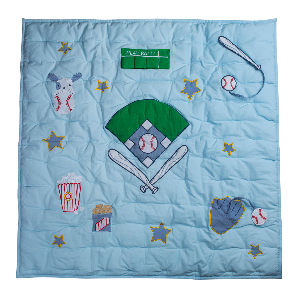 Baseball Activity Playmat