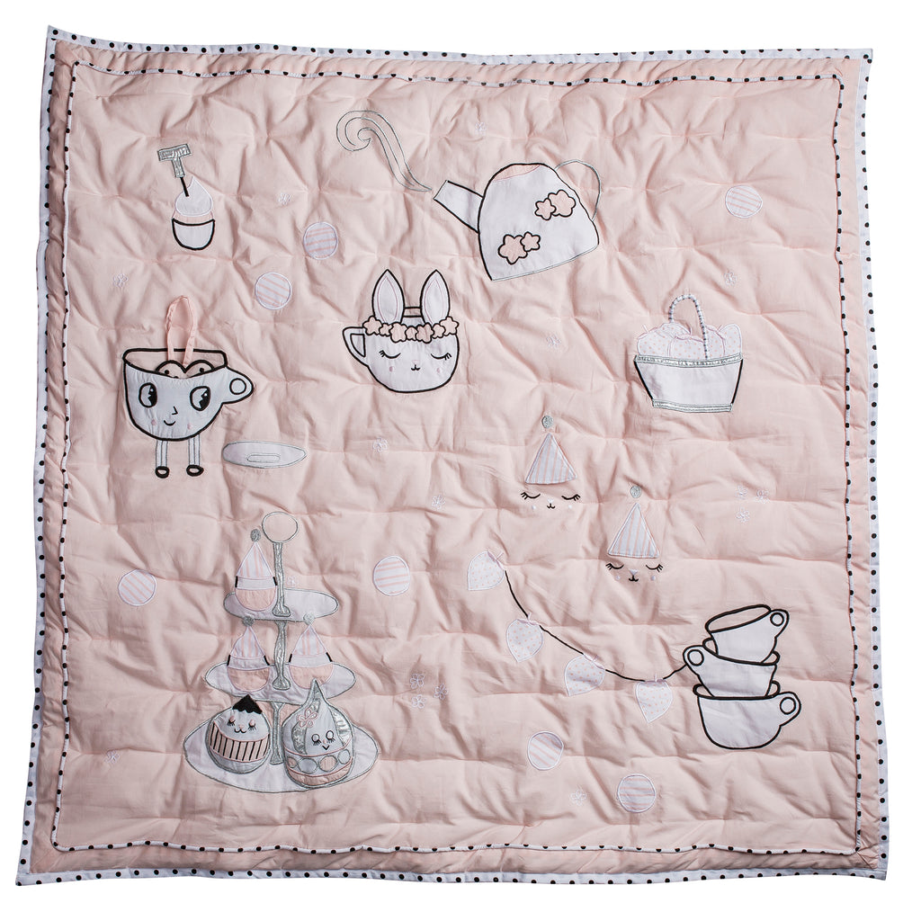 Tea Time Activity Playmat