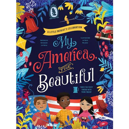 My America, the Beautiful Children's Book