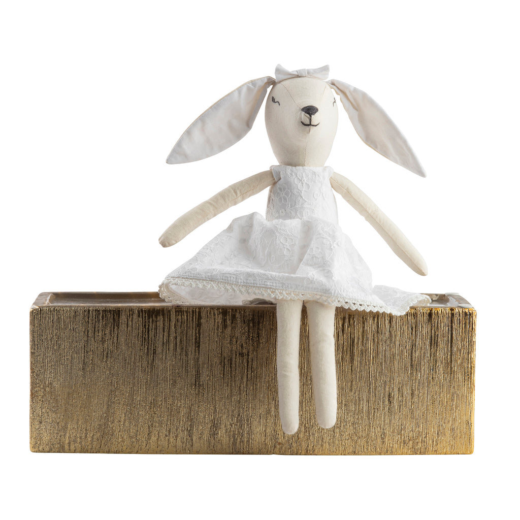 Rosemary Rabbit Summer Doll