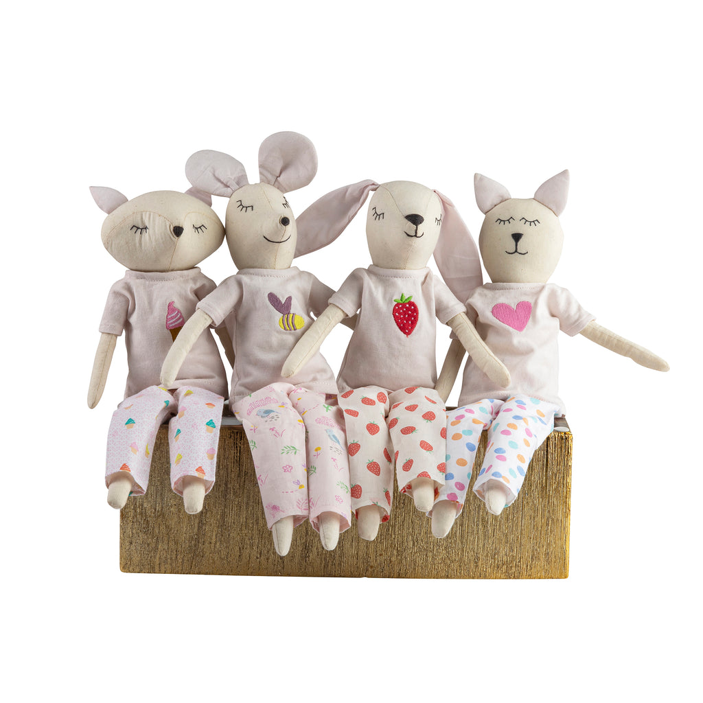 Rosemary Rabbit Slumber Doll