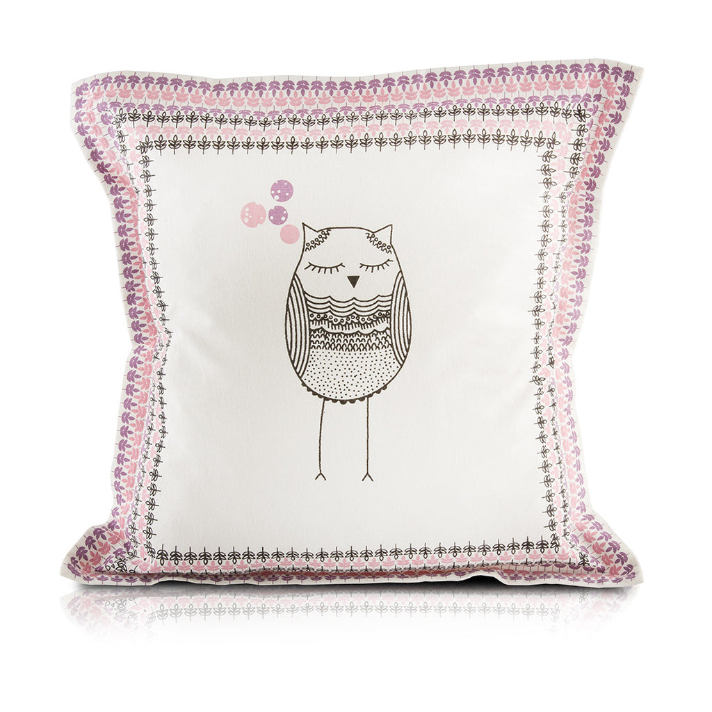 Whoo! Owl Pillow