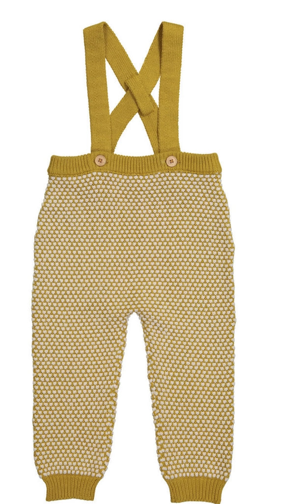Orcher Baby Organic Knit Pants by Petite Lucette