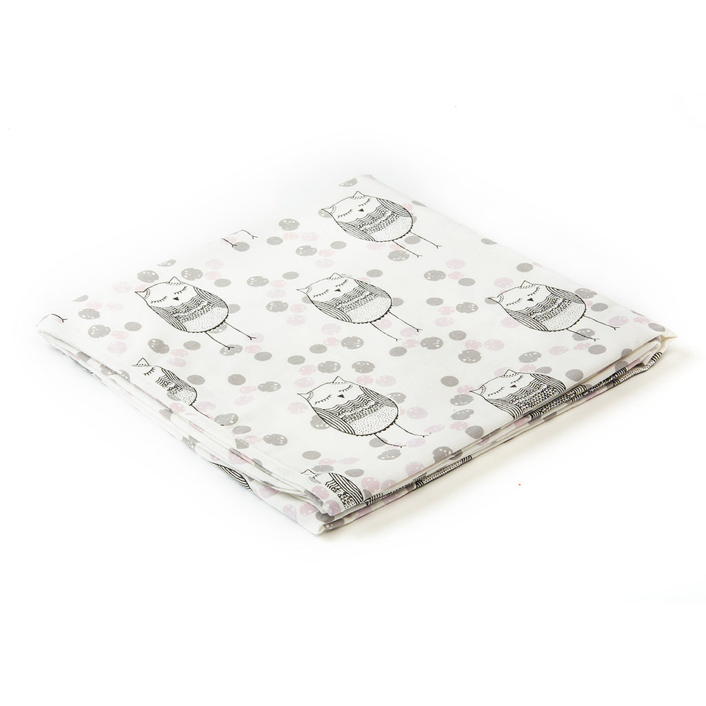 Lil' Pyar WHOO Tanna Baby Blanket