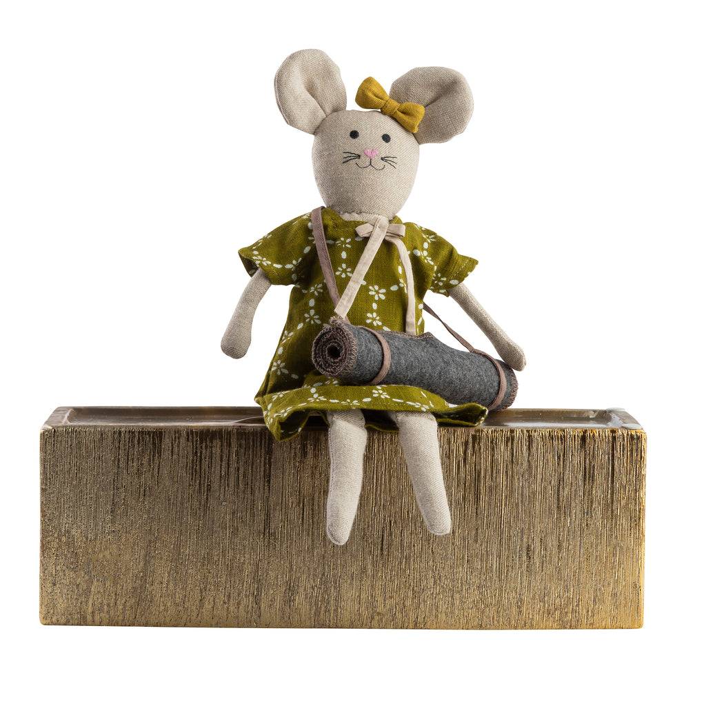 Fillie' Mes Amies Mouse Doll