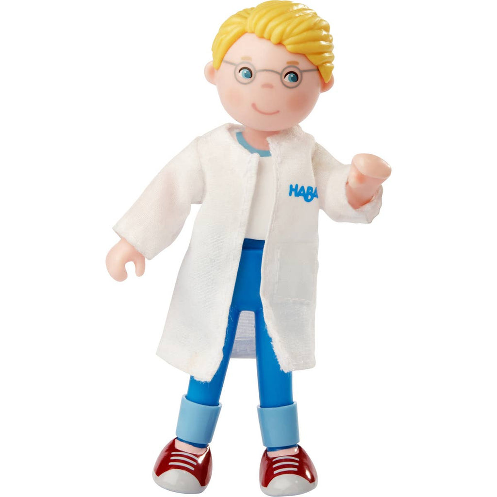 Veterinarian Andreas Little Friends Doll by HABA