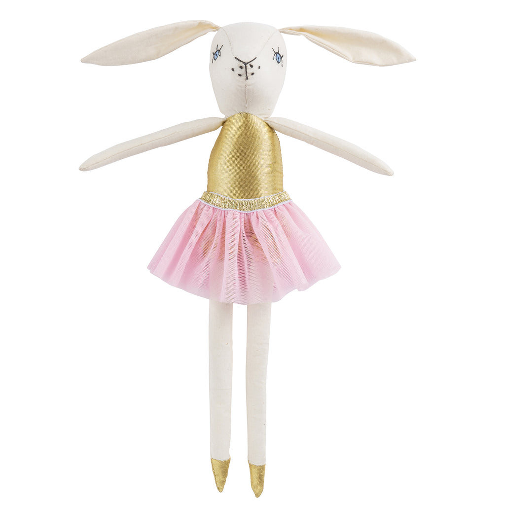 Rosemary Rabbit Ballerina Doll by Lil' Pyar