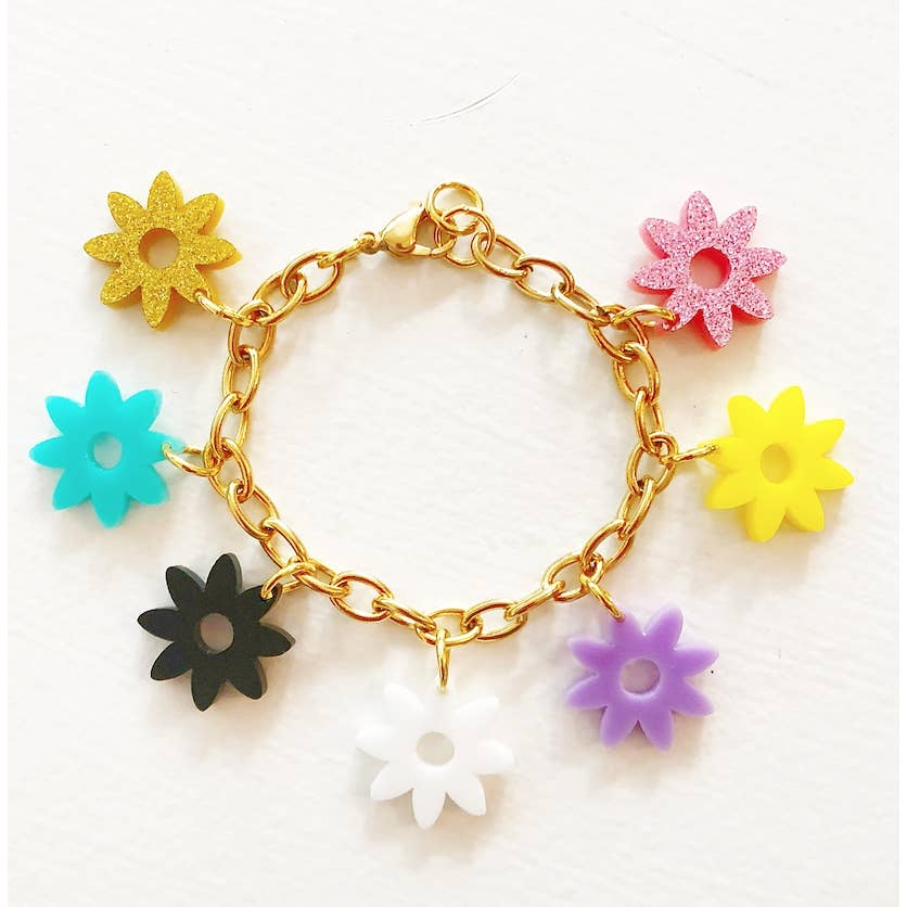 Wallflower Bracelet by Gunner & Lux
