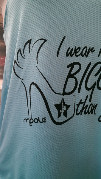 I Wear Heels Bigger than Your.. - mPole Limited Edition