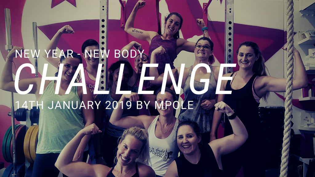 New Year - New Body 6 Week Challenge