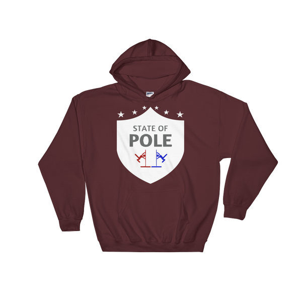 State of Pole Hoodies