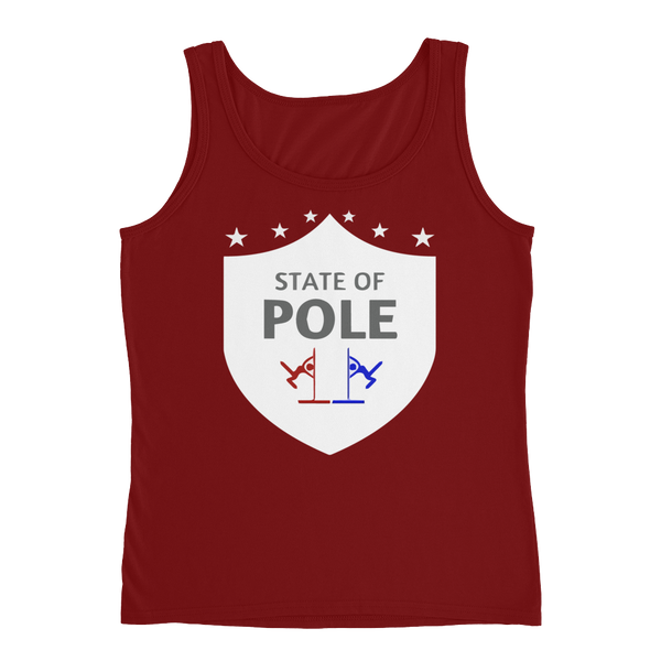 State of Pole Ladies' Tank