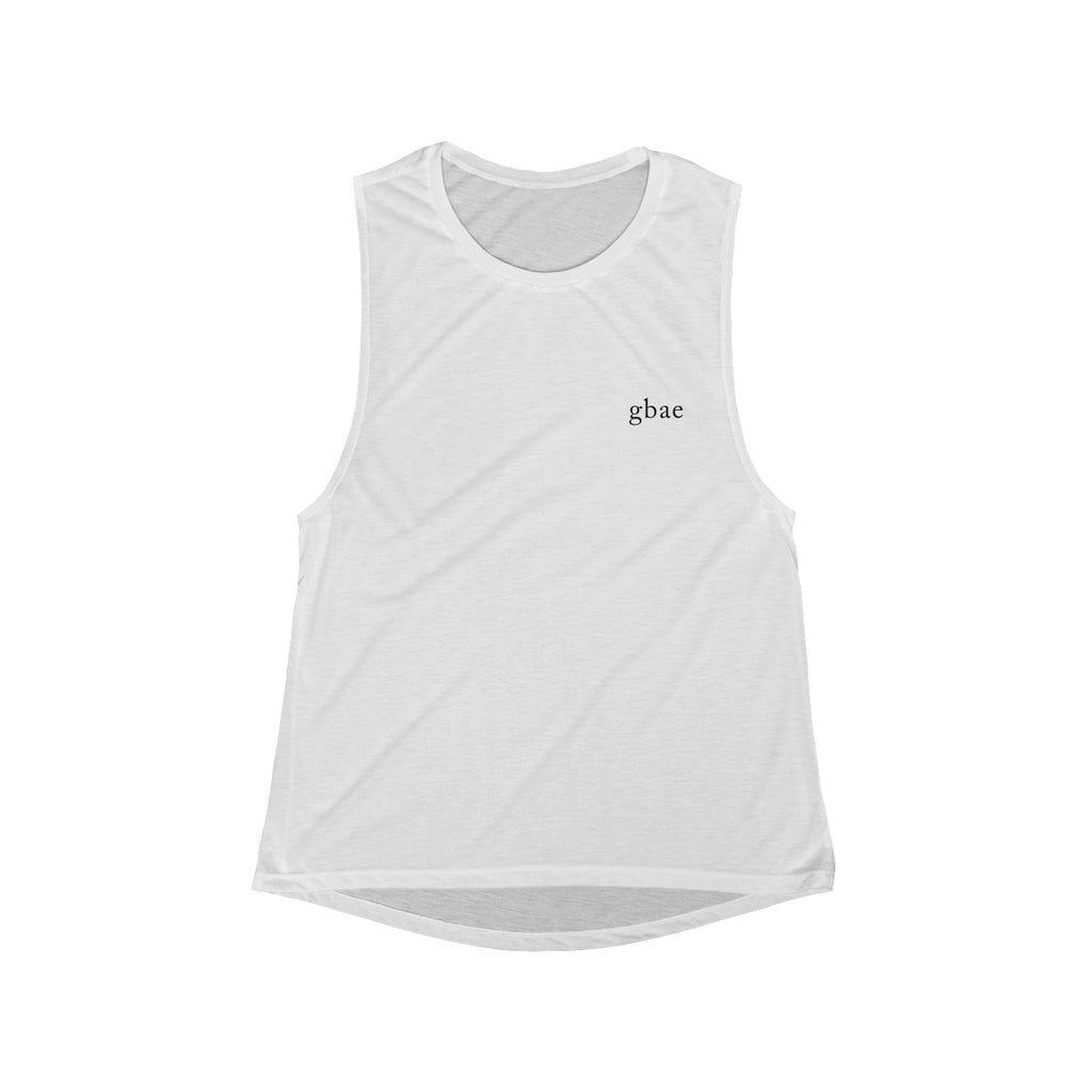gbae - Women's Scoop Arm Tank