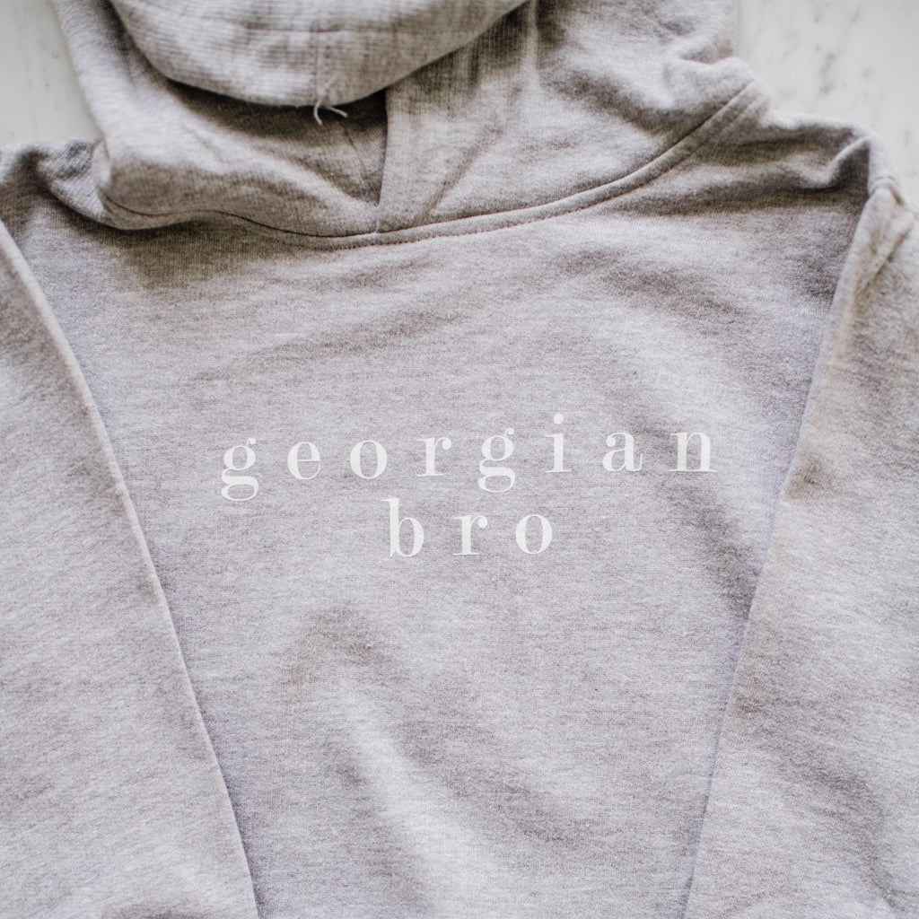 Kids - Georgian Bro Hooded Sweatshirt
