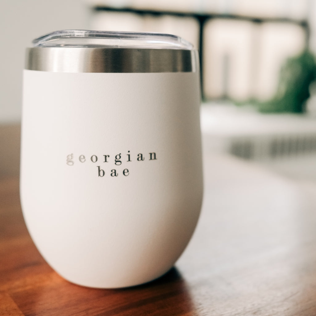 Georgian Bae Insulated Tumbler