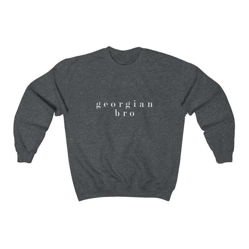 Men's Georgian Bro Crewneck Sweatshirt