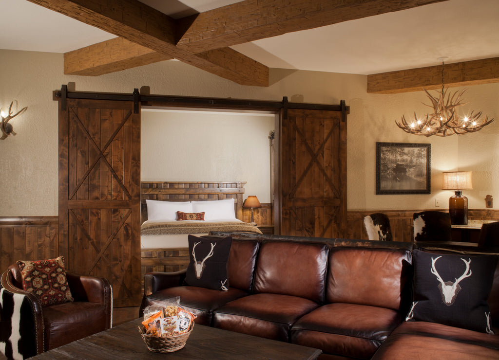 10 Unique Ideas For Faux Rustic Beams